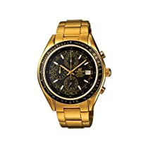 Watch Casio Edifice Chronograph Efr-509g-1av with Special Gifts