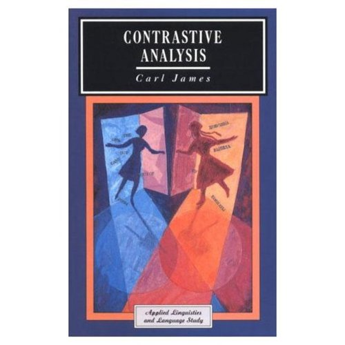 Contrastive Analysis (Applied Linguistics and Language Study)