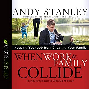 When Work and Family Collide Audiobook