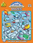 Puzzle Play Mazes: Workbook & CD