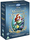 The Little Mermaid Complete Collection [Blu-ray] [Import]