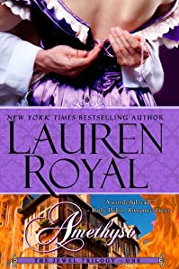 (FREE on 9/1) Amethyst: A Chase Family Historical Romance by Lauren Royal - http://eBooksHabit.com