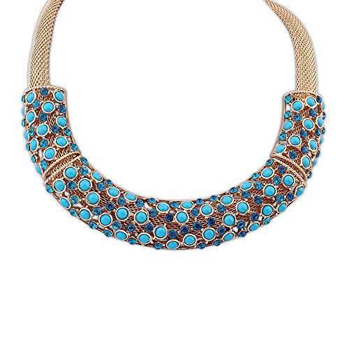 the-starry-night-collar-gorgeous-diamond-accented-blue-deluxe-charming-jewelry-gold-plated-choker-ne