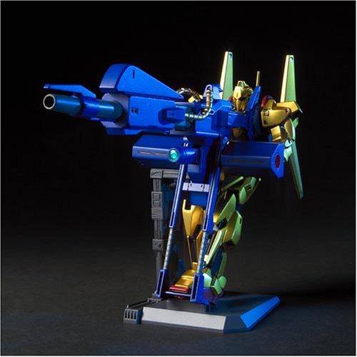 こんなに大きいならモビルスーツ用の武器じゃなくて独立した攻撃機として作り直した方が良かったんじゃないのか、メガバズーカランチャー。