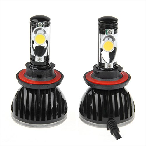 Generic Pack Of 2 H13 Hi Low Beam Headlight 28W 2500Lm 5000K Cree Cxa 1512 H13 Led Headlight