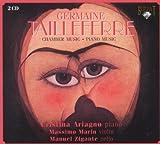 タイユフェール:ピアノ作品集、室内楽作品集(2枚組) (Chamber Music & Piano Music)