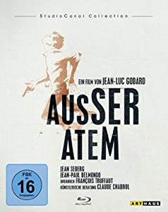 Außer Atem - StudioCanal Collection [Blu-ray]