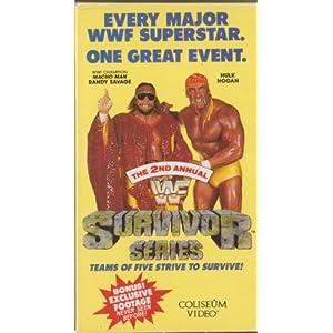 The 2nd Annual WWF Survivor Series movie