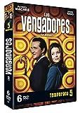 Los Vengadores 5 Temporada [DVD] España