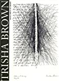 echange, troc Trisha Brown - Trisha Brown: Danse, précis de liberté : exposition du 20 juillet au 27 septembre 1998, Centre de la Vieille Charité, Marsei