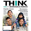 THINK Marriages & Families Audiobook by Jenifer Kunz Narrated by Mina Sands