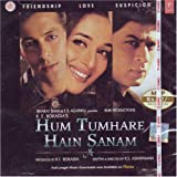Hum Tumhare Hain Sanam (Hindi Film Songs / Bollywood Movie Soundtrack / Indian Cinema Music CD)