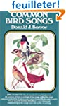 Common Bird Songs
