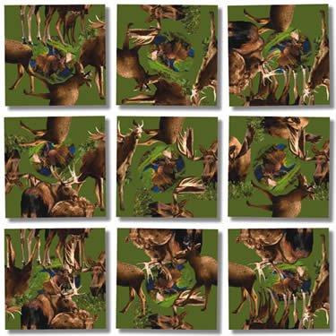 Cheap B Dazzle Scramble Squares – Moose (B001PCSVH6)