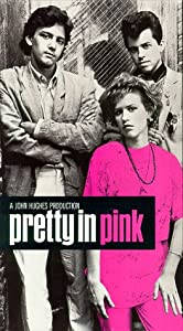 Pretty in Pink  VHS Pretty In Pink Poster