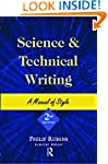 Science and Technical Writing: A Manu...