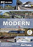 Newcastle To York Modern - Add On for RailWorks/Rail Simulator (PC)