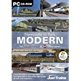 Newcastle To York Modern - Add On for RailWorks/Rail Simulator (PC)by Just Flight