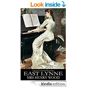 Classic Victorian Romance EAST LYNNE (illustrated)