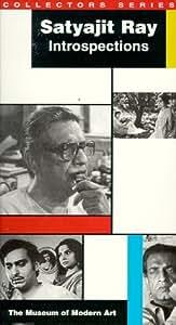 Satyajit Ray: Introspections [VHS]