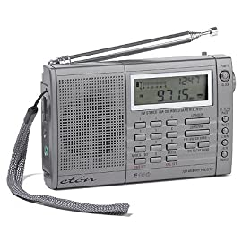 Etón E100 AM/FM Shortwave Radio