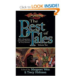 The Best of Tales (DragonLance: Volume Two) by Margaret Weis and Tracy Hickman