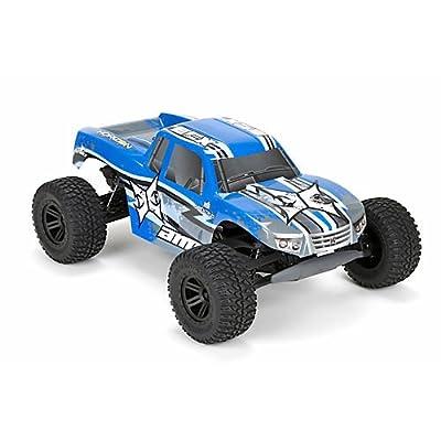 ECX Electrix 03034 AMP MT 1:10 2wd Monster Truck:BTD Kit