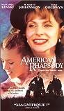 echange, troc American Rhapsody [VHS]