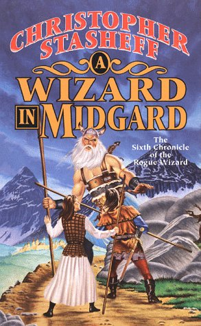 A Wizard in Midgard, Christopher Stasheff