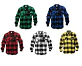 Extra Heavy Weight Brawny Flannel Shirt