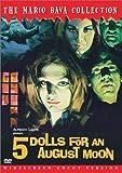 echange, troc 5 Dolls For an August Moon (Cinque bambole per la luna d'agosto) [Import USA Zone 1]