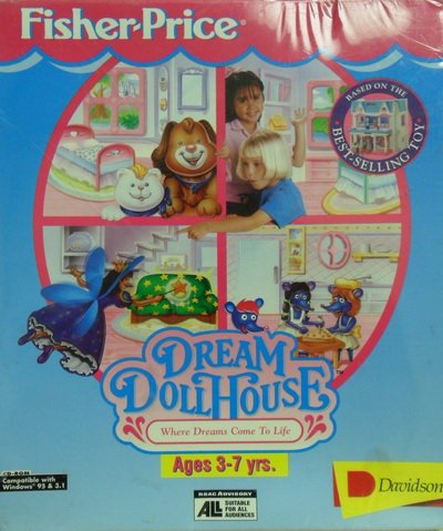 Fisher Price Dream House
