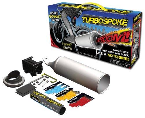 Turbospoke - 10/TS910 - Jeu de Plein Air - Pot d'Echappement - Turbospoke