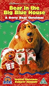 Bear In The Big Blue House: A Very Beary Christmas [VHS]