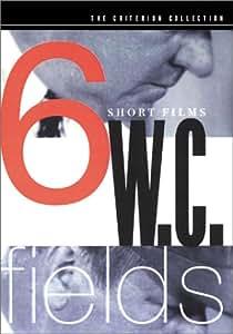 W.C. Fields: 6 Short Films (Full Screen)