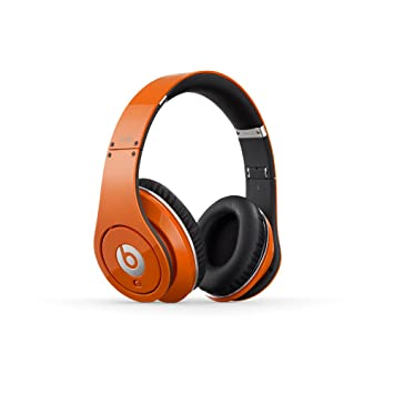 Beats by Dr. Dre Studio MH BTS OE OR WW 128739-00 Casque Traditionnel Filaire orange