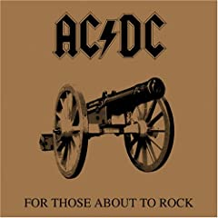 Ac/dc For Those About To Rock (We Salute You) lyrics