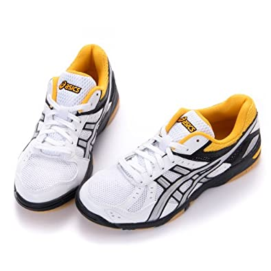 Buy ASICS ROTE RIVRE FL 5 Volleyball Badminto Shoes B30YJ-0193 (USM8.5~11.5) by ASICS