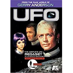 The Complete UFO Megaset by
