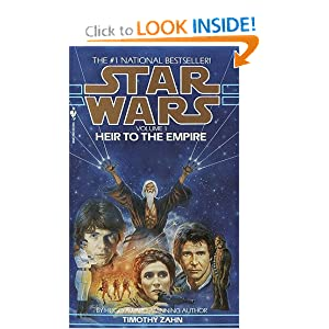 Heir to the Empire (Star Wars: The Thrawn Trilogy, Vol. 1) by