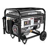 Hyundai 6250W 11HP Portable Generator - HHD6250