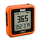 Bushnell Neo Ghost Golf GPS/Rangefinder, Orange