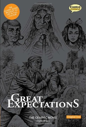 Great Expectations: Original Text: The Graphic Novel (British English)