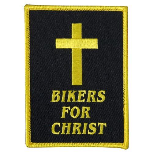 Hot Leathers Bikers For Christ Patch (3