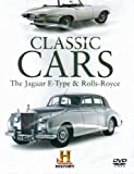 Classic Cars The Jaguar E-Type & Rolls-Royce [DVD]