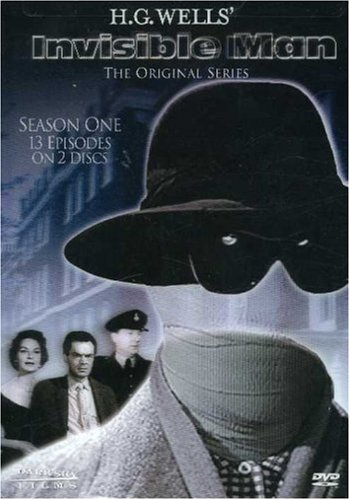 Invisible Man: Season 1 [DVD] [Import]