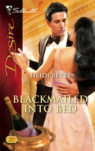 Image for Blackmailed Into Bed (Silhouette Desire)