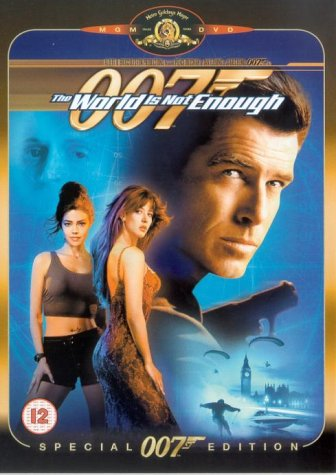 The World Is Not Enough [DVD] [1999]