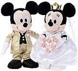 Amazon.co.jpディズニーブライダル/ミッキーマウス&ミニーマウス 洋装(M)