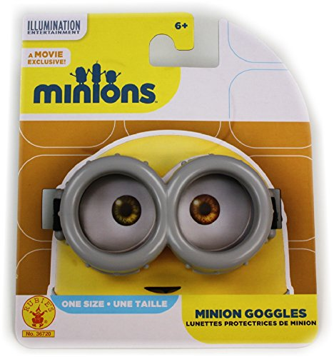 Official Minion Movie Goggles